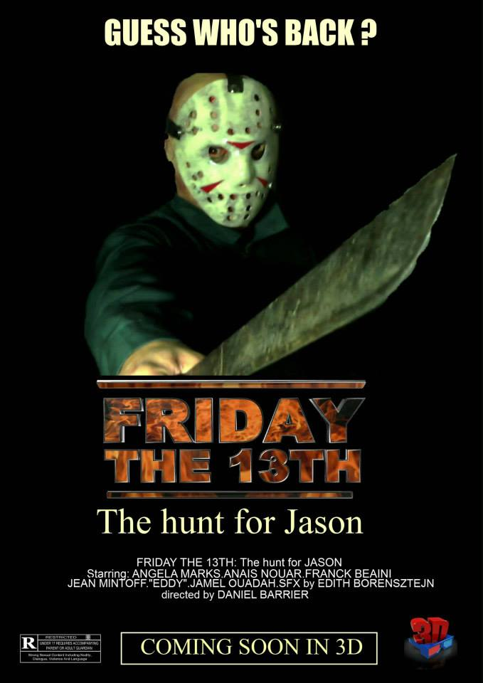 THE HUNT FOR JASON
