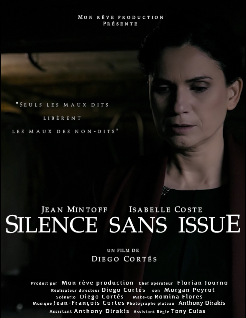 Silence Sans Issue Court-MéAffiche 6