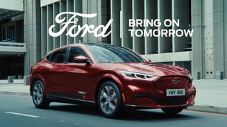 Ford - Bring on Tomorrow