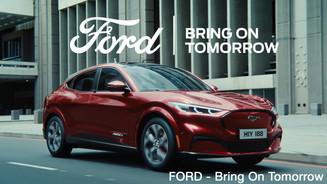 FORD - Bring On Tomorrow 2019