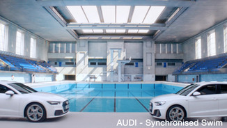 AUDI - synchronised Swim 2018