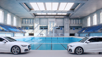 Audi - Synchronised Swim