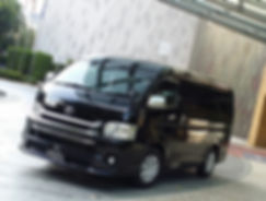 Singapore's minibus and limo service