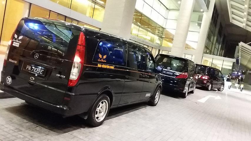 singapore minibus and limo service