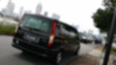 Singapore private minibus charter