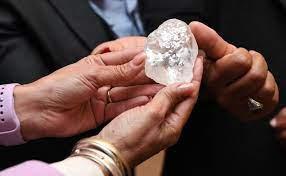 image courtesy Debswana Diamond company