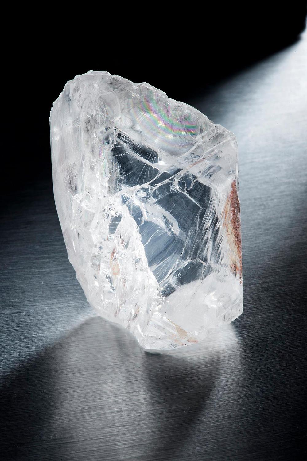 courtesy of Lucara Diamonds Corp.