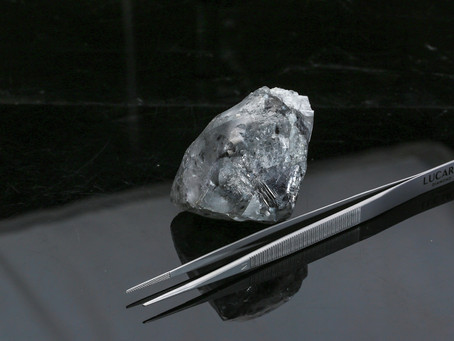Lucara recovers 998 carat Diamond