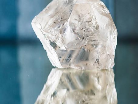 Lucara mined a rare 470 carat!