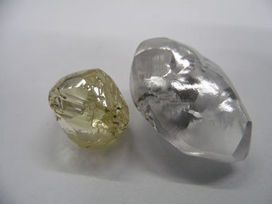 Gem Diamonds unearthed a 166-carat diamond at its Letseng mine in Lesotho.