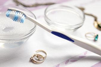 Jewellery maintenance