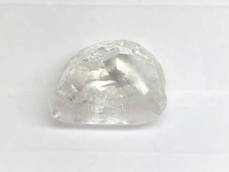 Lucapa Finds 64ct Diamond