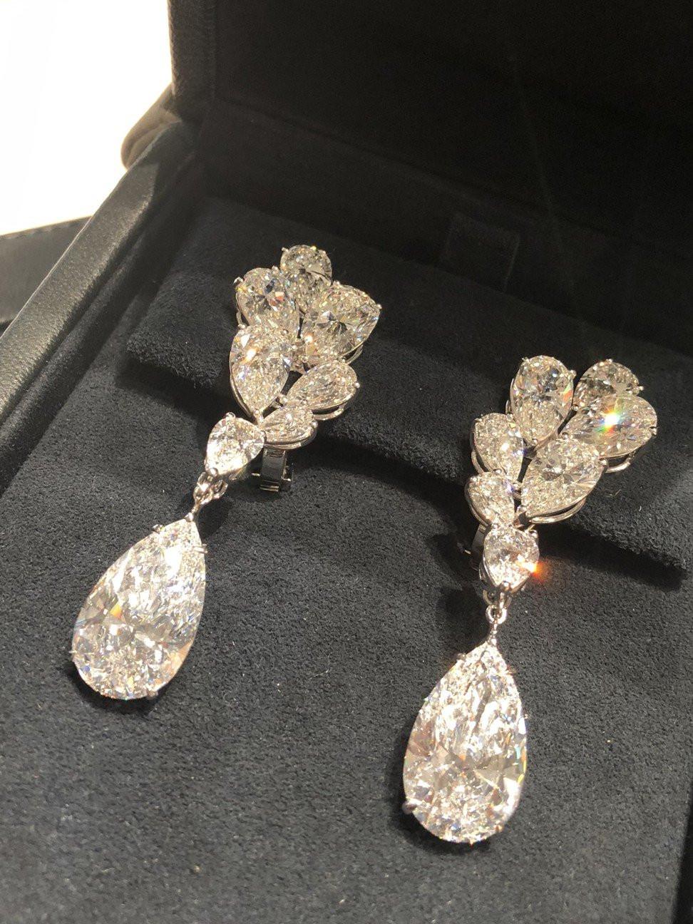 image viewed from Hong Kong Graff Diamonds flagship store