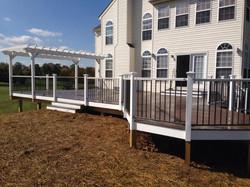 Speck custom built deck