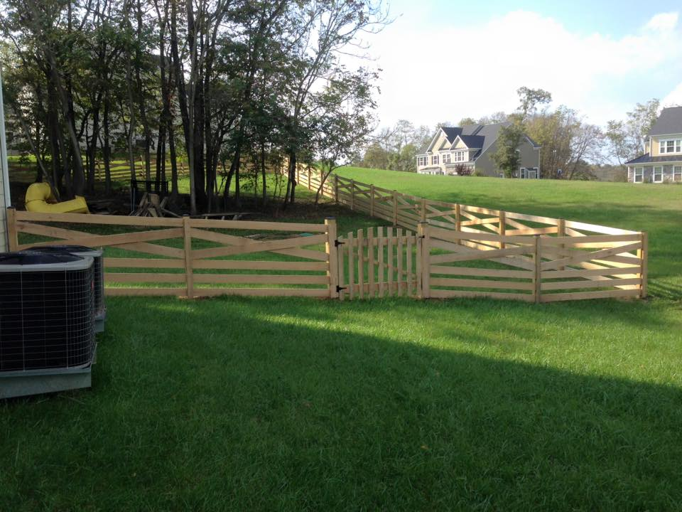 speck custom fencing