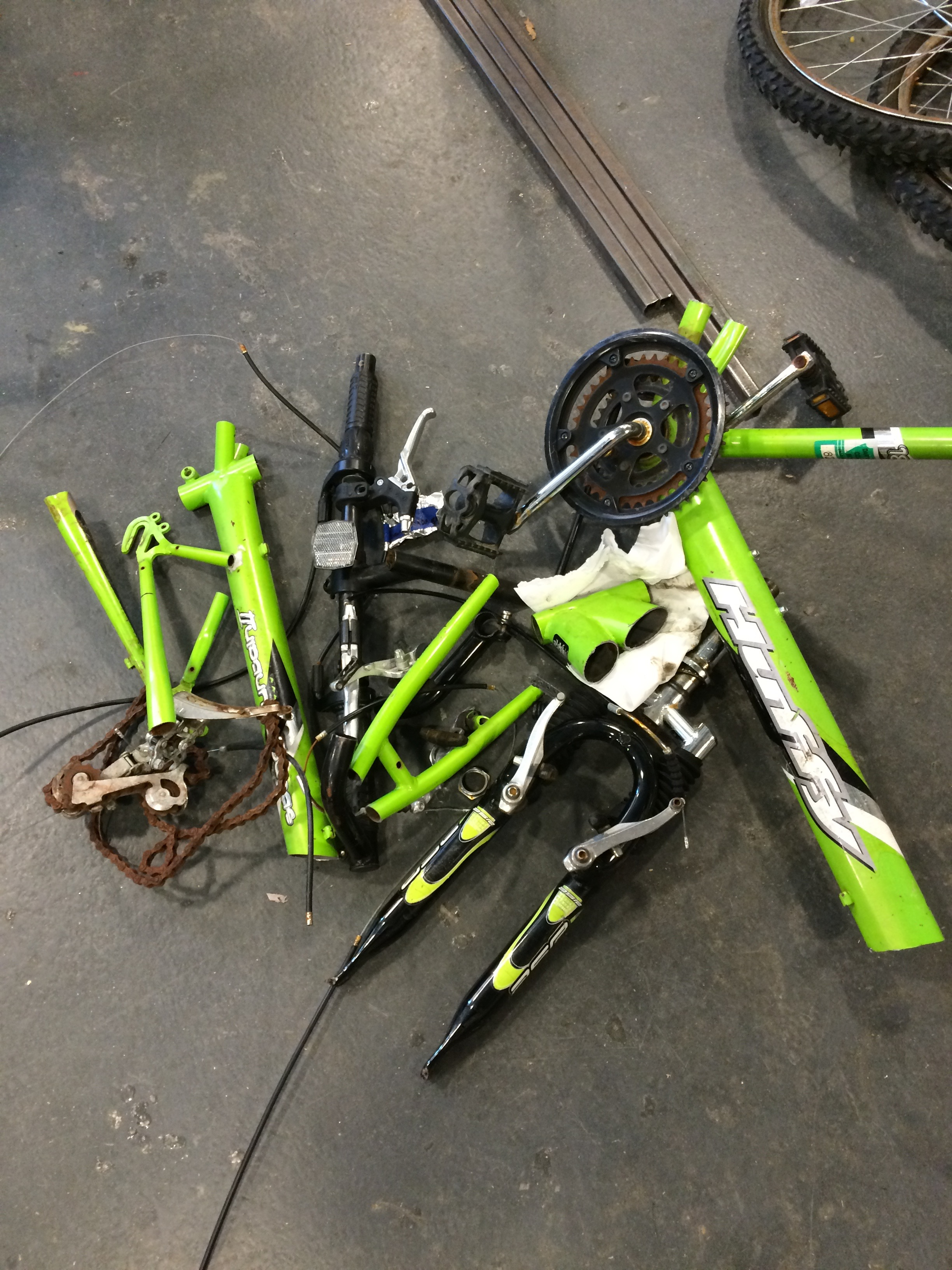Bike Demolish