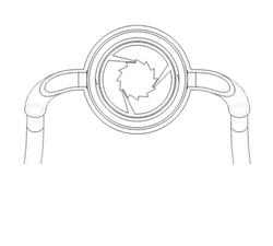 Interior ratchet mechanism