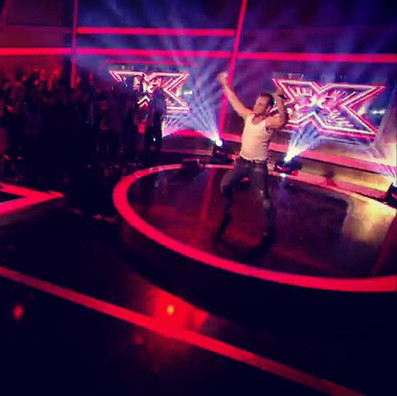 THE X FACTOR LIVE SHOW UNITED KINGDOM 2016