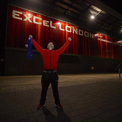 THANK YOU EXCEL CENTRE UNITED KINGDOM 2017