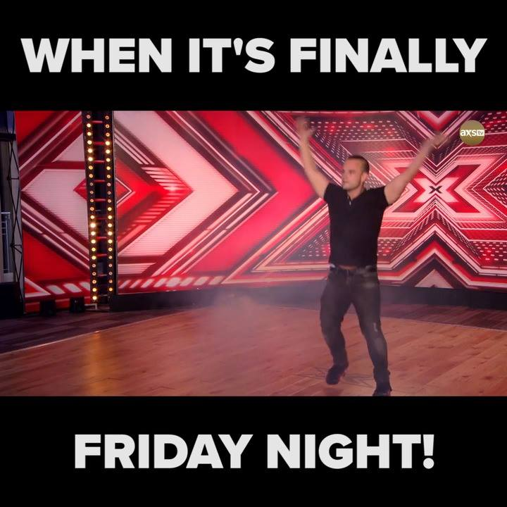 Friday Feeling | The X Factor UK on AXS TV