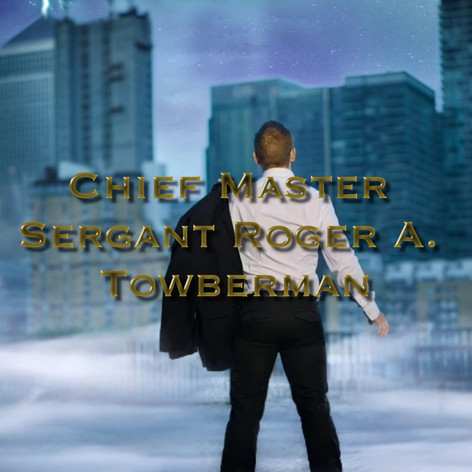 CHIEF MASTER SERGANT ROGER A. TOMBERMAN