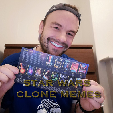 STAR WARS CLONE MEMES