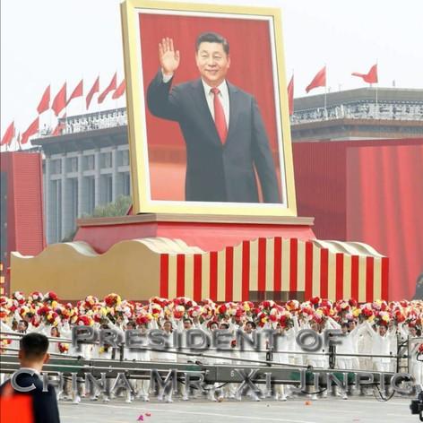 PRESIDENT OF CHINA XI JINPIG