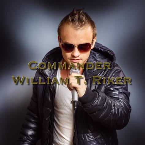 COMMANDER WILLIAM T. RIKER