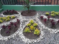 Jardineras sistema bicapa