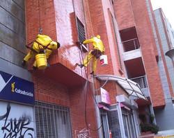 Lavado de fachada