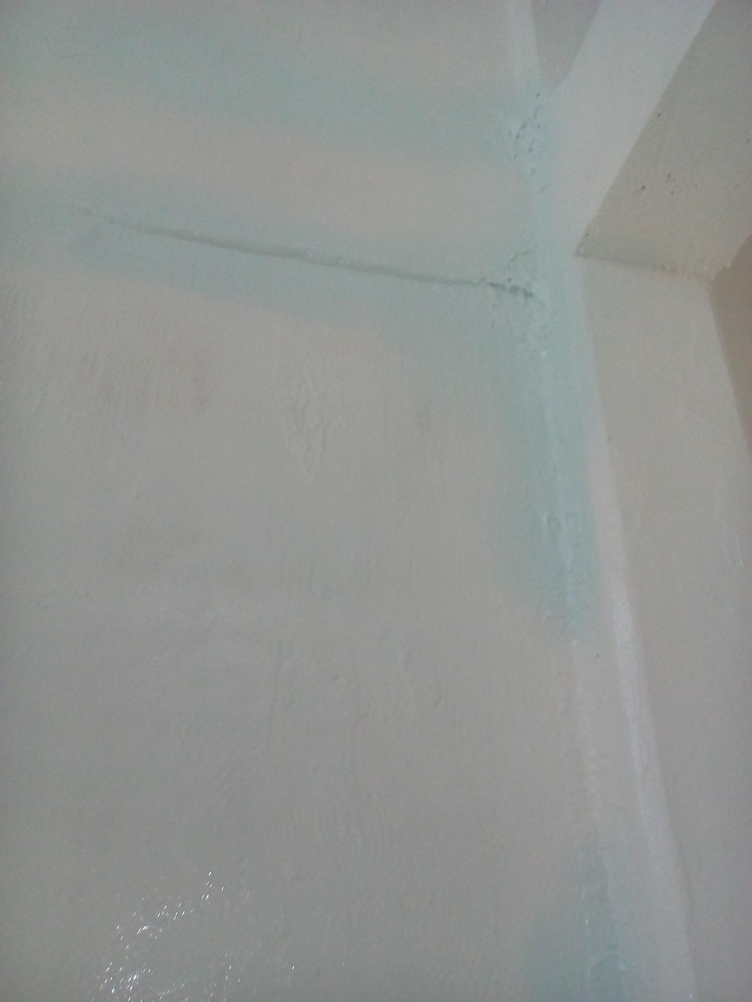 Impermeabilización tanque agua potable con poliurea