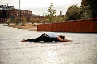 Hüftöffner Yoga dehnen