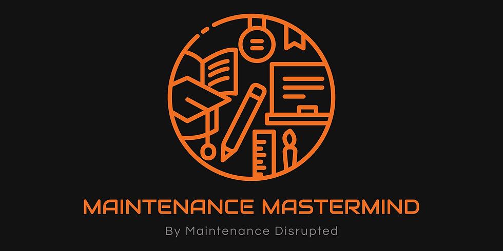 Maintenance Mastermind - Mobile Maintenance Edition
