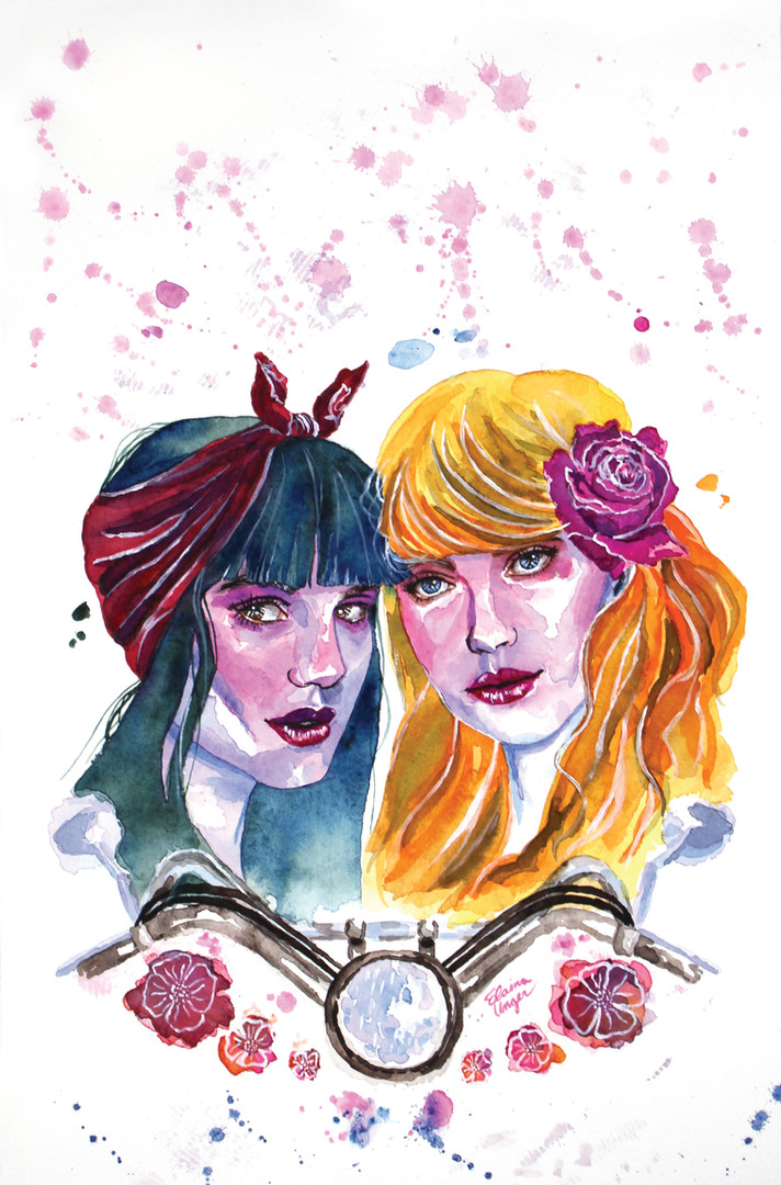 """Betty and Veronica: Vixens"" Variant Cover Issue #5"