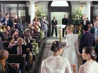 Dreamy On Screen Weddings