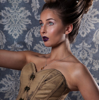 Model; Kirsty Hollick Photographer; Alice Collins
