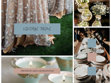 15 Wedding themes to make yours a day no one will forget