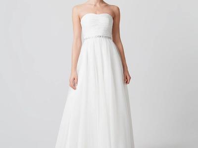 Bridal wear under £200