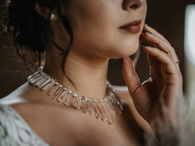 Bish Bosh Becca (better known as the most gorgeous bridal jewellery)