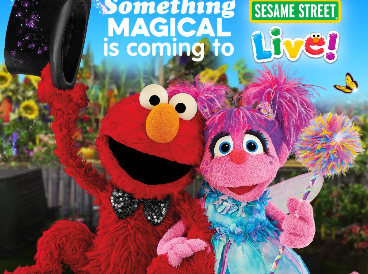Sesame Street Live! Make Your Magic Some