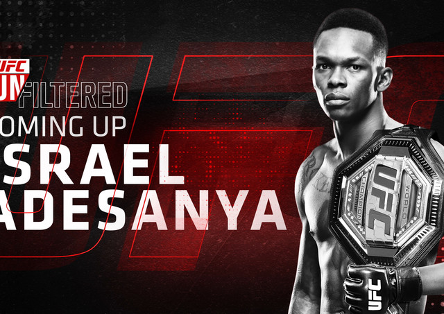 UFC Unfiltered - 2020 ReBrand Image Spot
