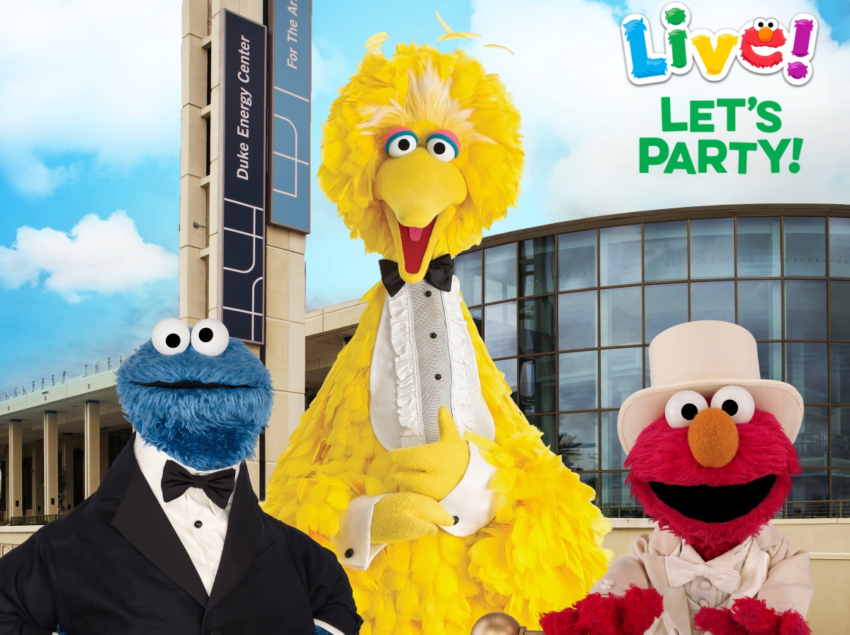 Sesame Street Live! Mahaffey Grand Openi