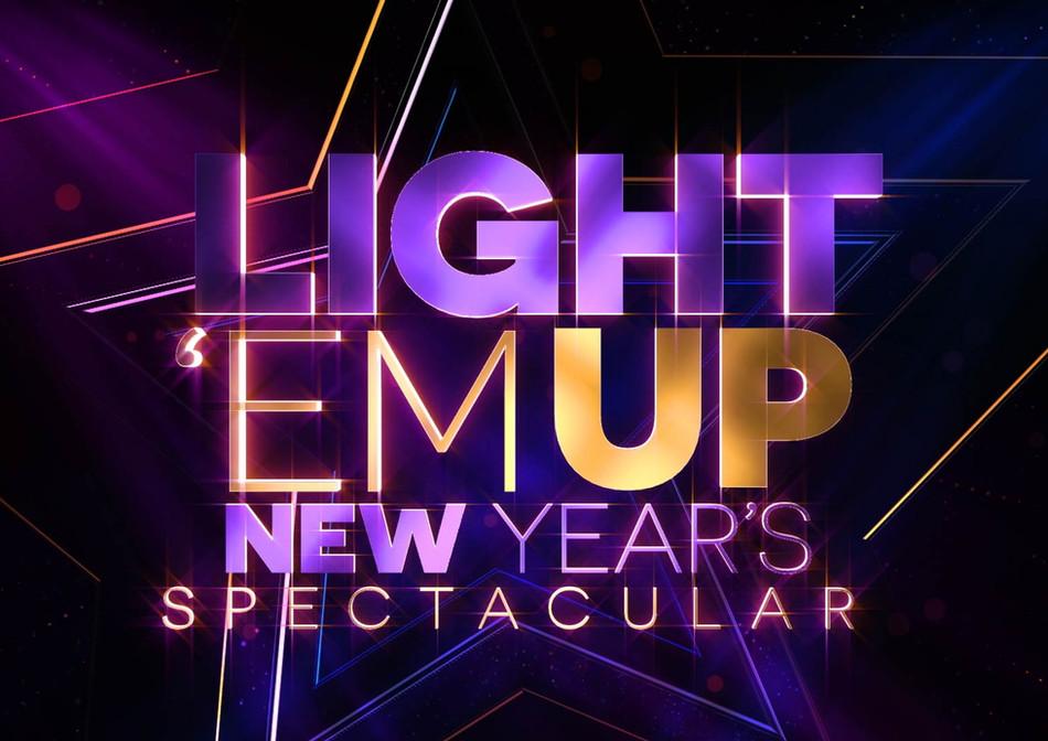 Light Em Up New Years - Fireworks Specta
