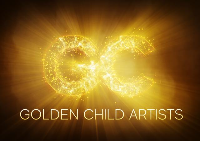 Golden Child Artists - Final Logo Bump (
