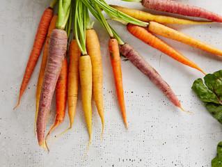 Probiotic-Rich Fermented Carrots