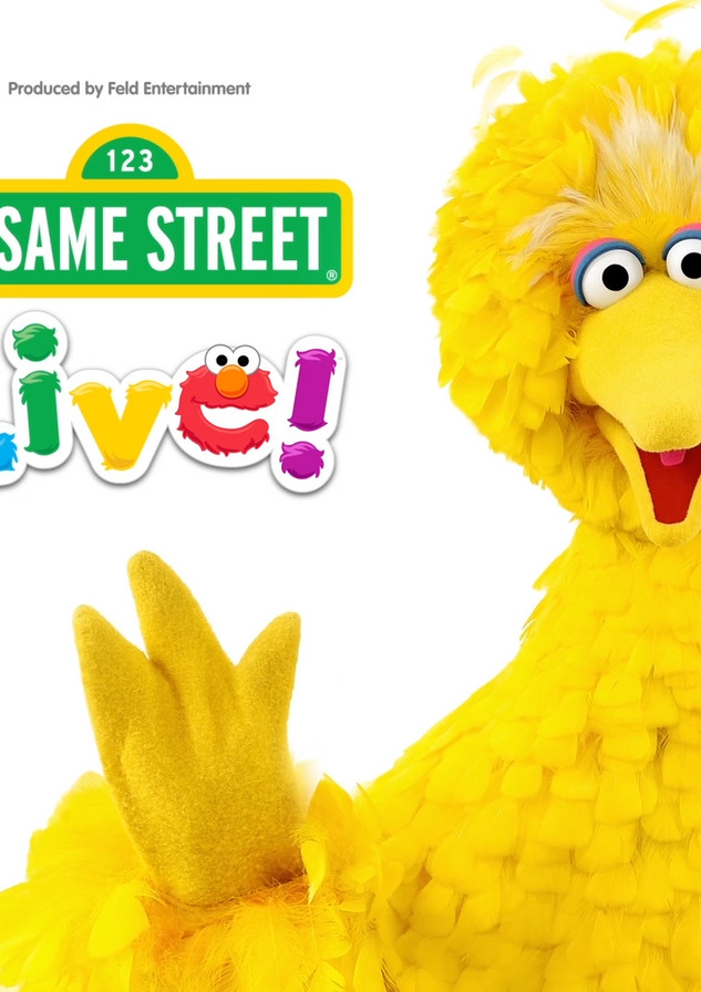 Sesame Street Live! - Big Bird Reveal (0