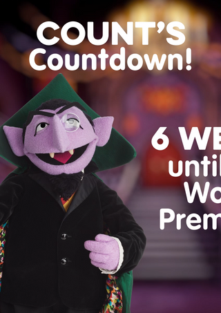 Sesame Street Live! Count's Countdown (0
