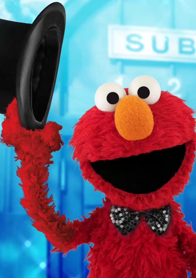 Sesame Street Live! Make Your Magic Some
