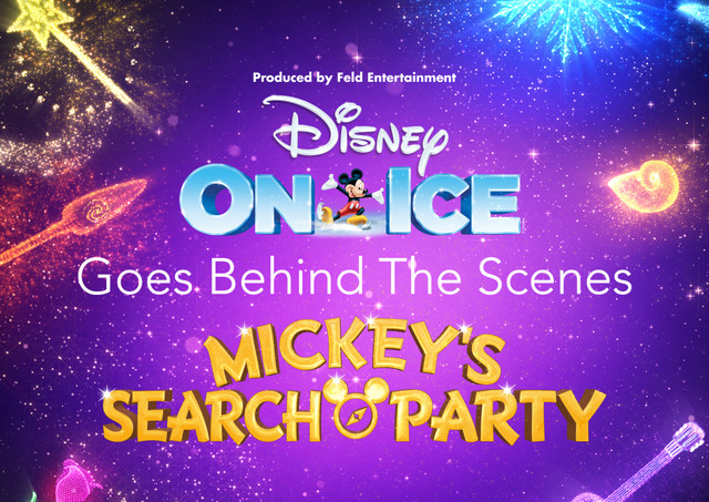 Disney On Ice - Goes Behind The Scenes -