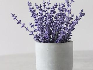 Stress-reducing Lavender Bath Salts